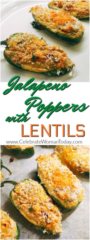 Jalapeno Poppers  Lentils Recipe