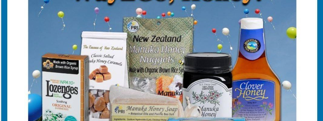 Soap, Lozenges, Chocolates & Caramels – All Made From Manuka Honey