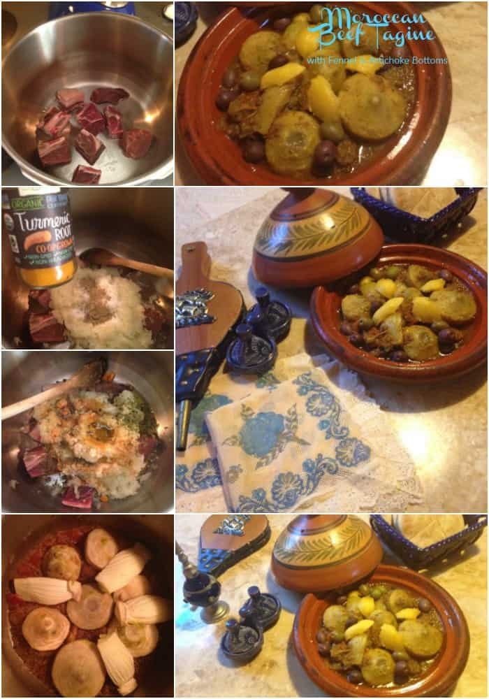 Moroccan Beef Tagine easy recipe, ramadan