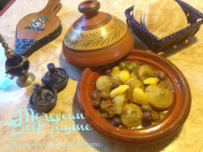 moroccan beef tagine recipe