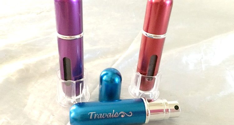 Travel with Travalo Refillable Atomizer This Summer And Beyond