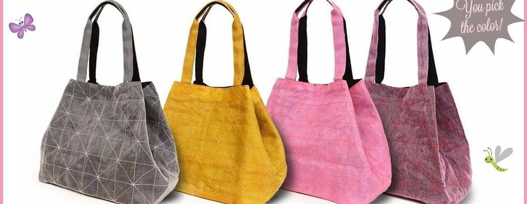 Be Stylish This Season With NET Effects Terra Tote