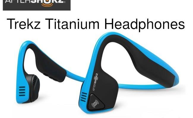 WIN AfterShokz Trekz Titanium Wireless Headphones