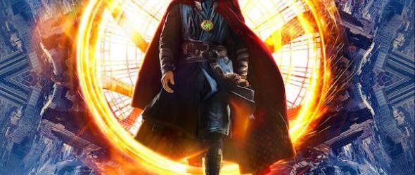Marvel's DOCTOR STRANGE New Trailer to Celebrate Comic-Con in San Diego