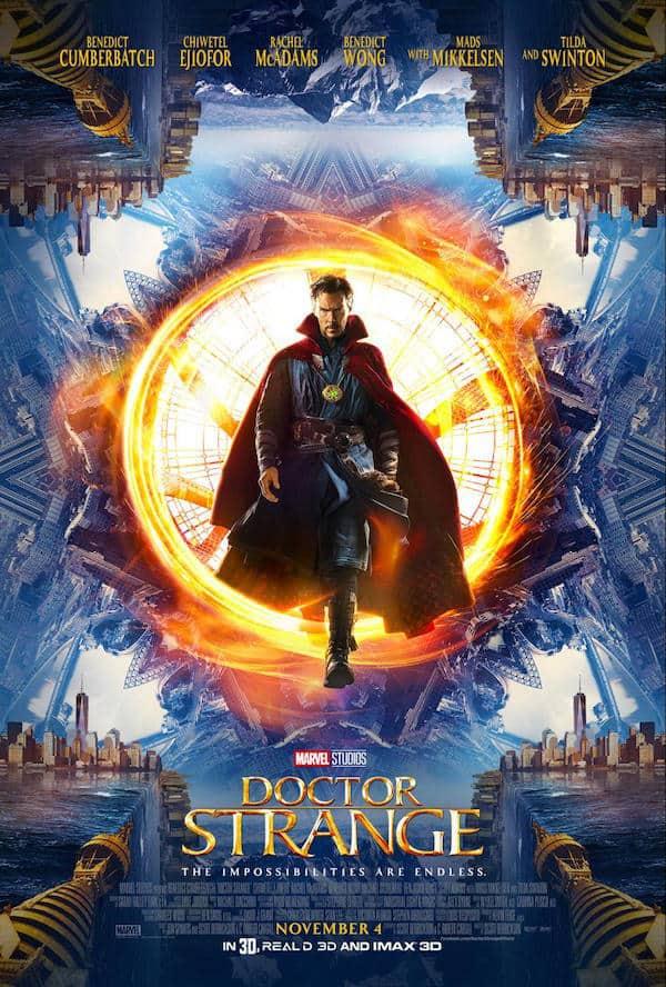 doctor strange, movie, disney, marvel