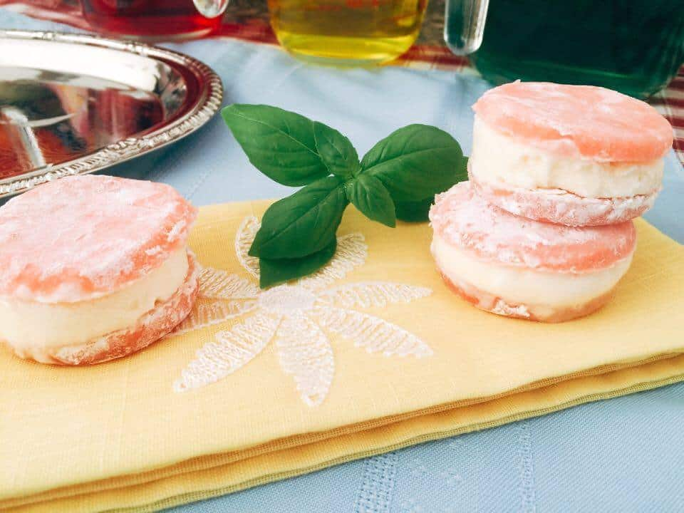 easy mochi ice cream sandwiches, dessert recipe