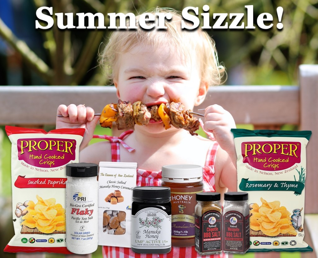 summer sizzle food pack