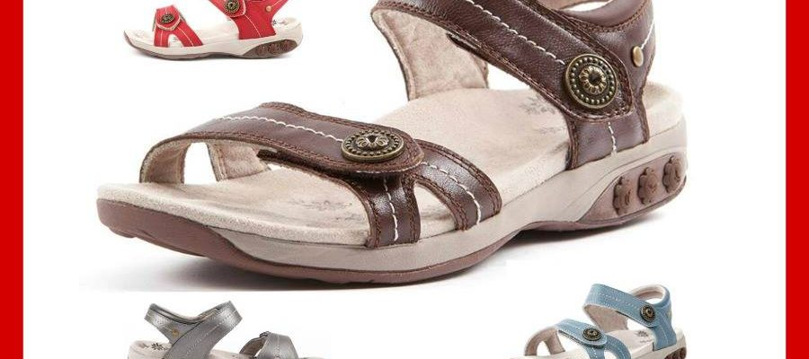 Win Therafit Grace Shoes – The Ultimate Summer Sandals