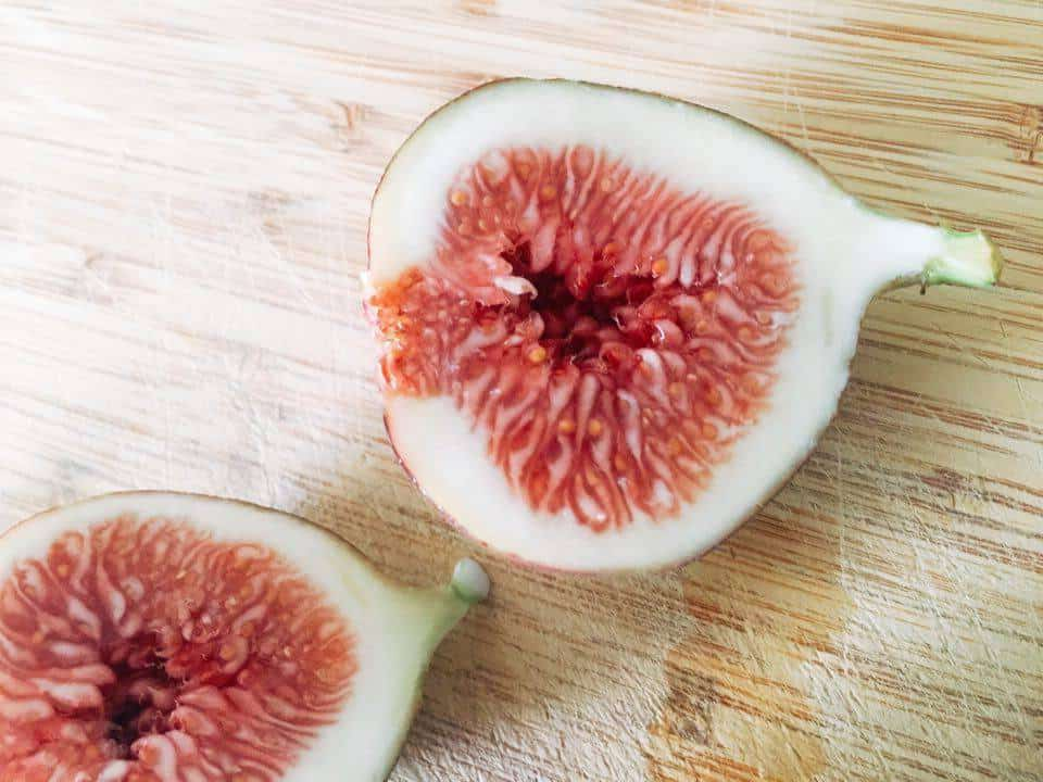 figs recipes, baked figs, easy dessert recipe