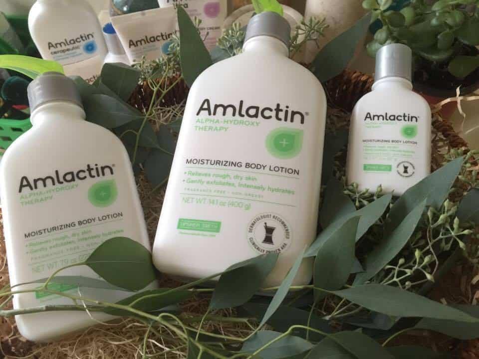 amlactin moisturizers