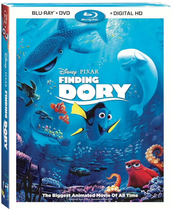 finding dory, disney movie, pixar movie