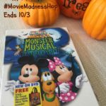Win Movies And All Things Entertainment in This Golden Fall #MovieMadnessHop