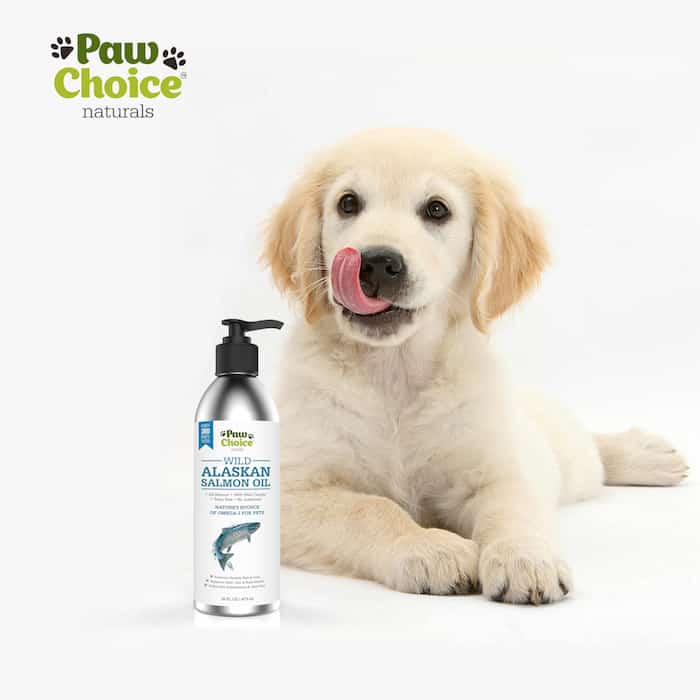Paw Choice Alaskan Salmon Oil pets