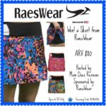 Win RaesWear SKORT To Look And Feel Sporty And Comfortable