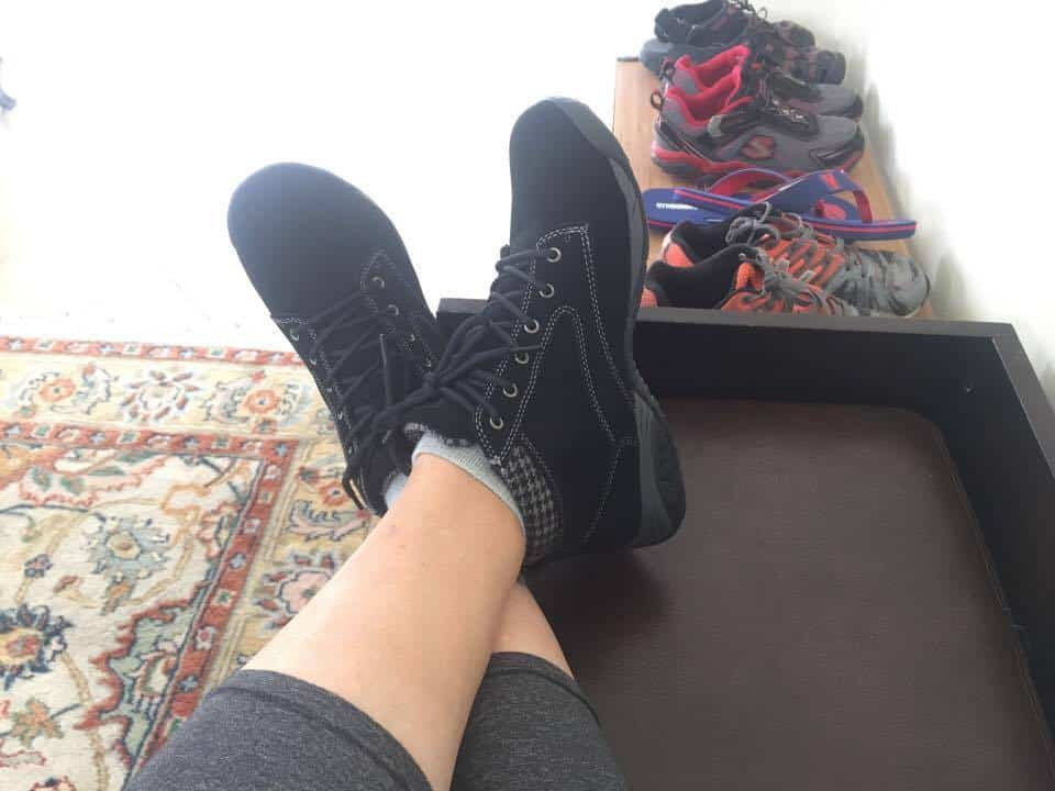 therafit shoes, therafit boots, suede boots
