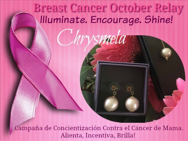 Breast Cancer Awareness Relay, Chrysmela