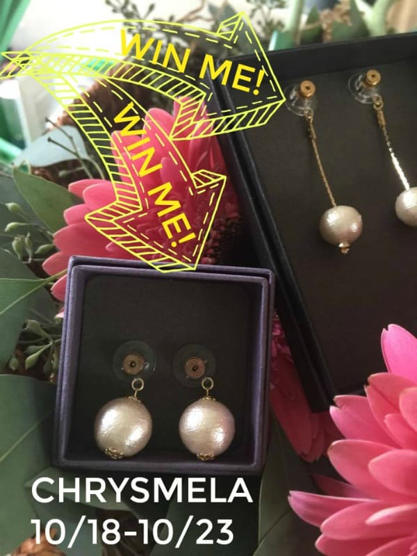 Chrysmela Locking Earring Backs, Innovative Earring Accessories