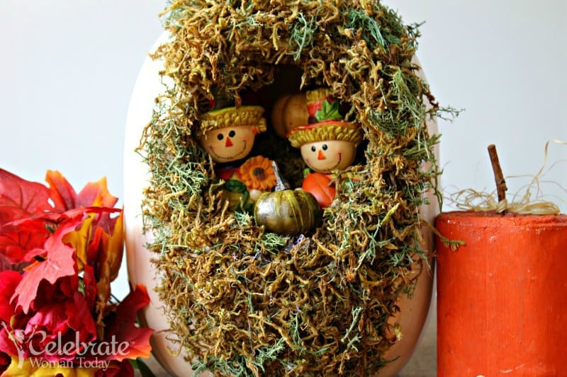 Halloween Pumpkin Garden – Crafting The World You Celebrate In