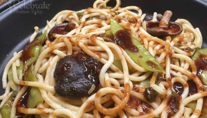 Cooking With Mr. Wong's Sauces. Ja Jeung Noodles #RecipeIdeas