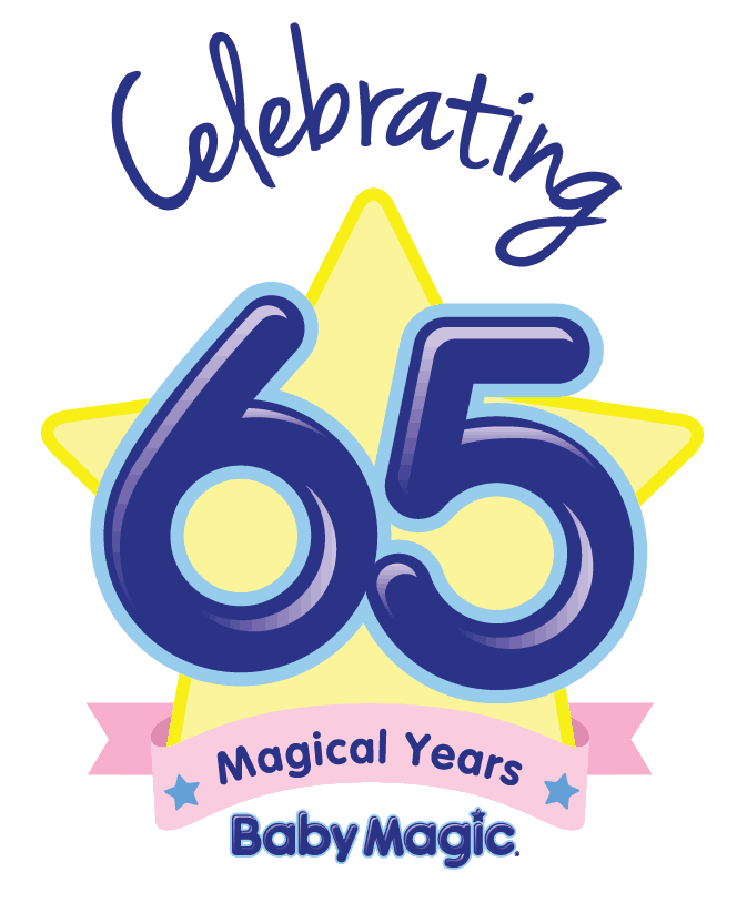 Baby Magic 65th Anniversary ad Campaigns