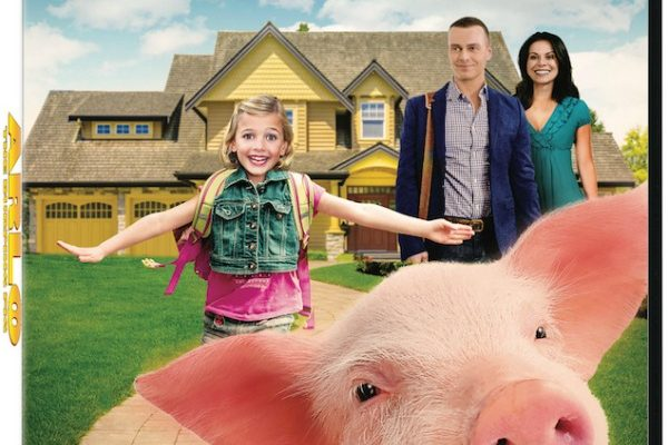 Holiday Movie Delight Comes With ARLO The Burping Pig #MyWOWgift
