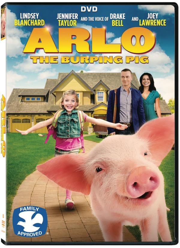 ARLO the Burping Pig, Lionsgate