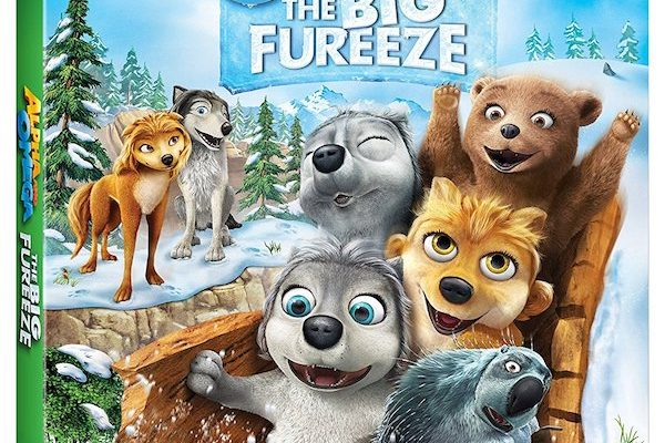 ALPHA AND OMEGA: THE BIG FUREEZE Holiday Movies Galore #MyWOWgift