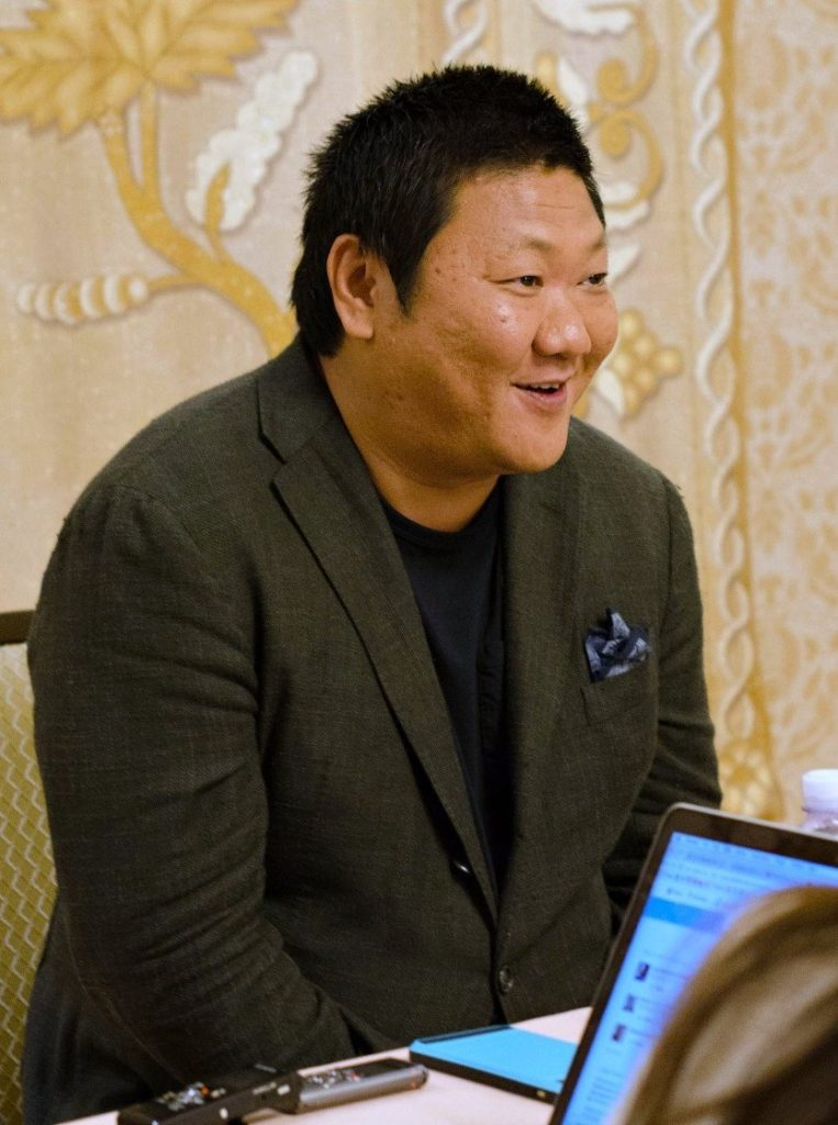 Benedict Wong, Doctor Strange Movie