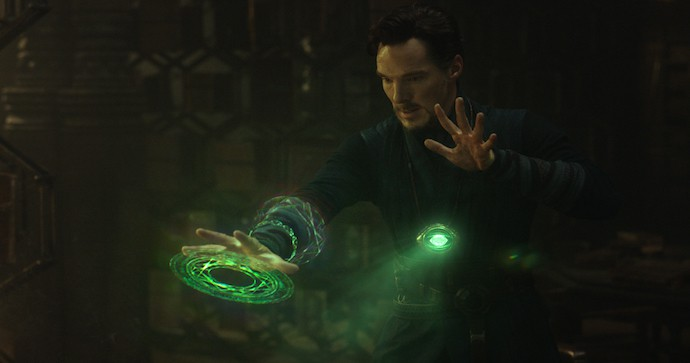 The MARVEL Doctor Strange Movie You Can't Miss! #DoctorStrangeEvent