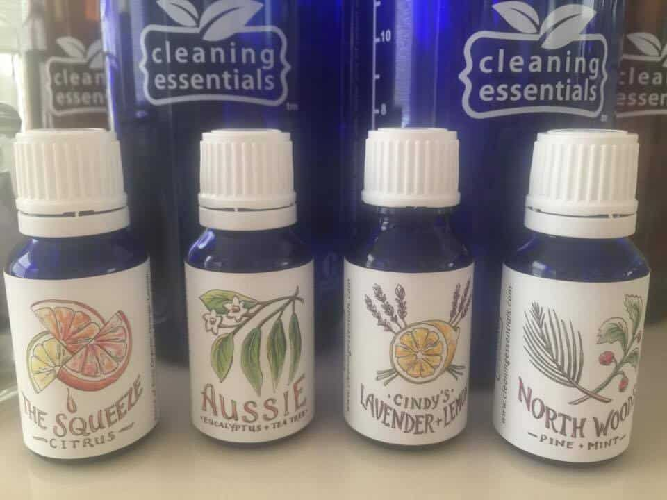 Cleaning Essentials, Eco Friendly Living, Essential Oils