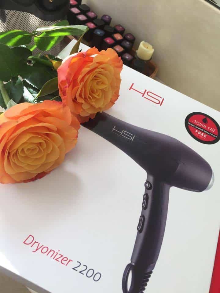 HSI Professional Hair Dryer
