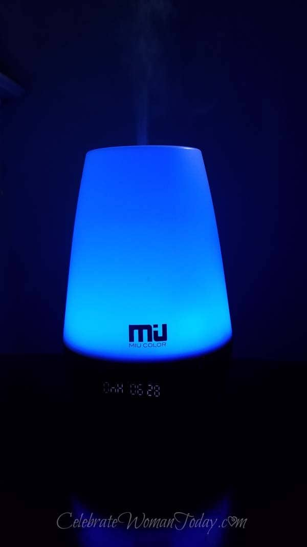 MiUCOLOR Cool Mist Humidifier