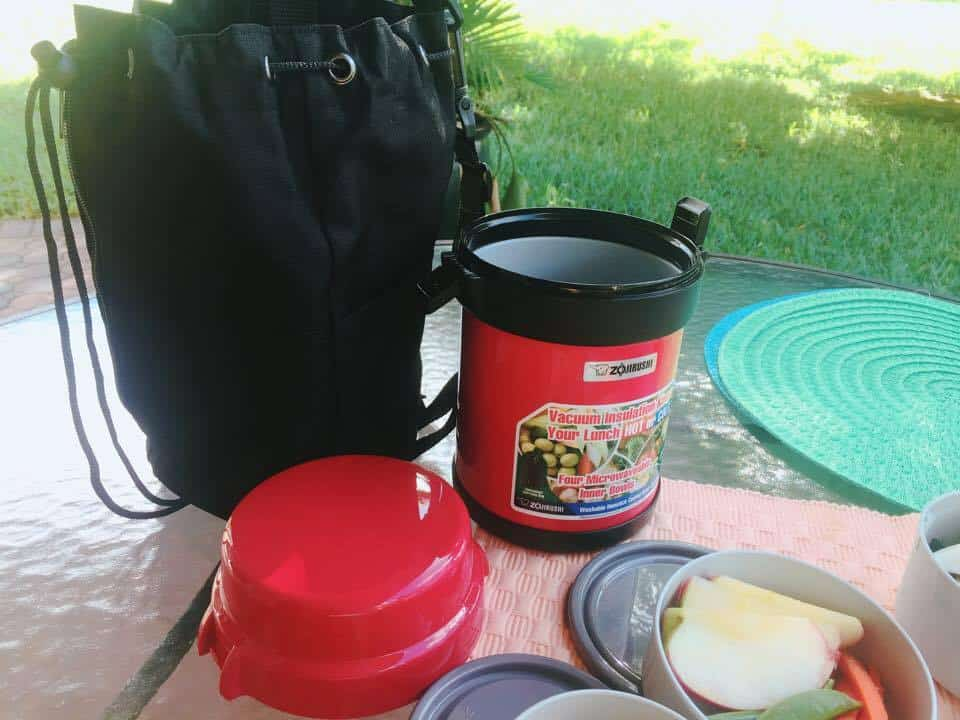 Zojirushi Bento Thermos And Lunch Jar