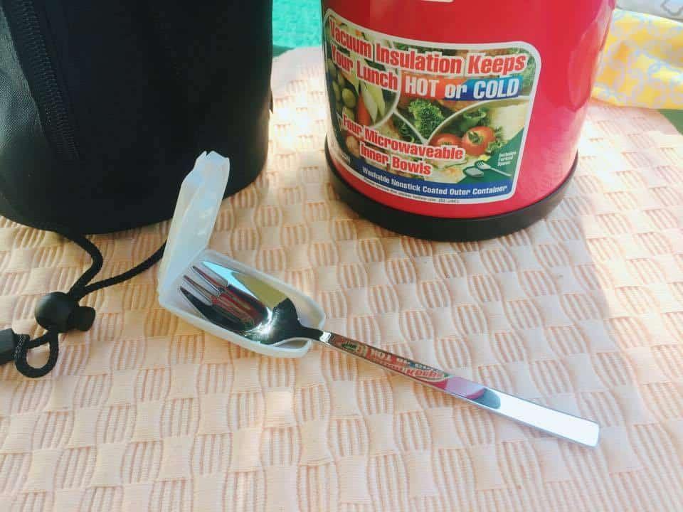 Zojirushi Bento Thermos And Lunch Jar