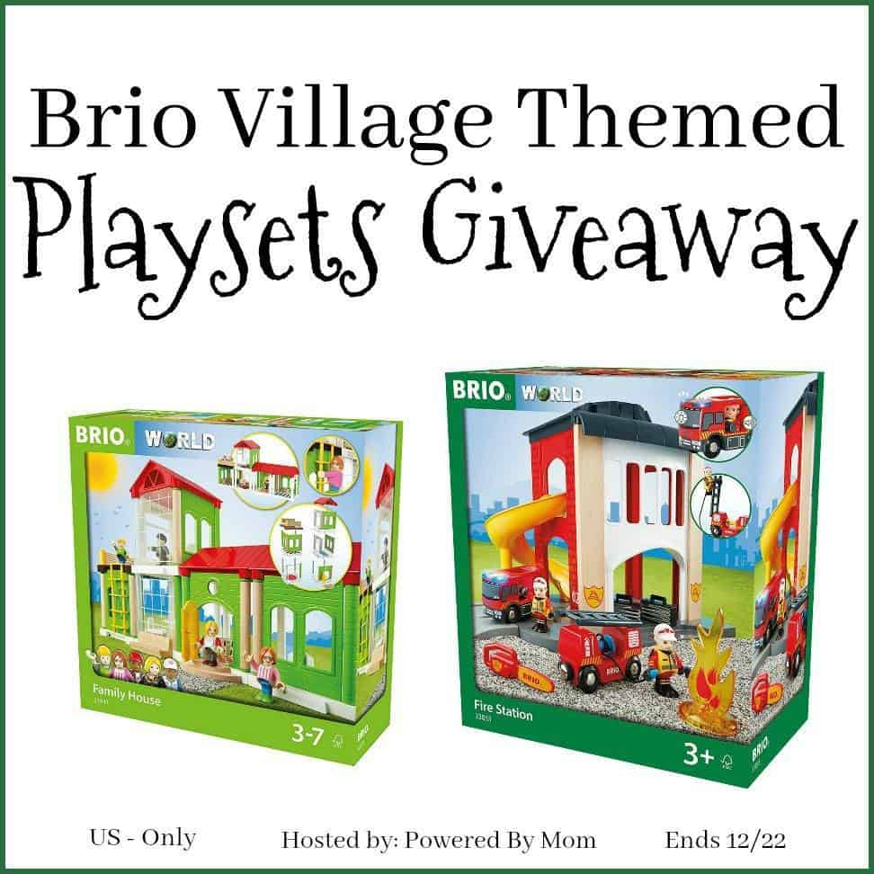 BRIO PLAYSETS, BRIO building blocks