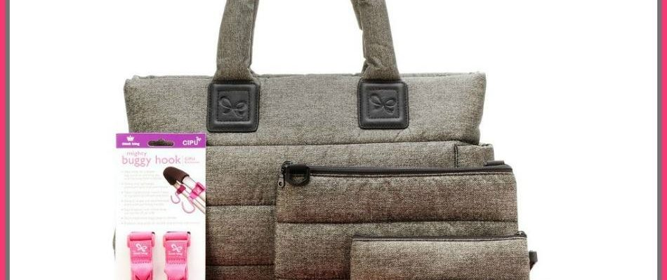 Own This CiPU Baby Diaper Bag To Celebrate Your Life With Your Baby