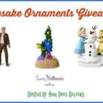 Make Memories With Hallmark Tree Ornaments #LoveHallmark #KeepsakeIt