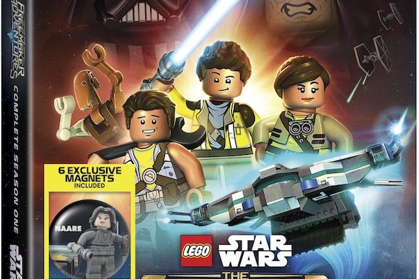 Move Fast With LEGO Star Wars Freemaker Adventures