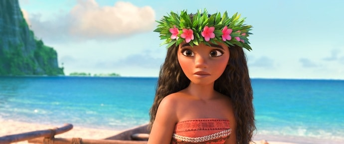 Listen To This Magical MOANA Song Sung by Auli'i Cravalho