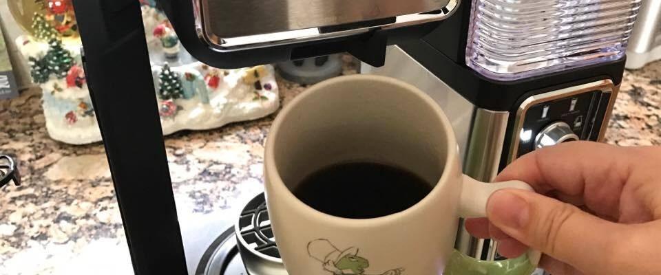 NINJA COFFEE BAR Is Your New Starbucks Experience! #MyWOWgift