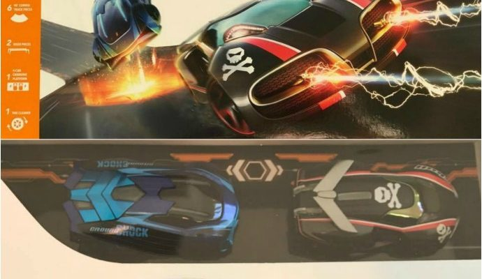 Anki OVERDRIVE ® Brings Robotics Into Our Real World