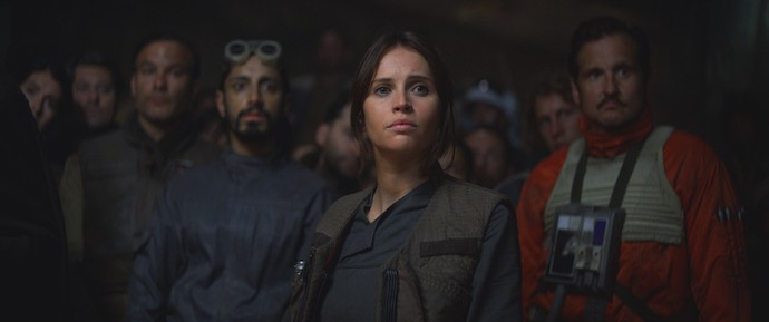 "A Star Wars Story ""Introducing Jyn Erso"" Featurette #RogueOne"