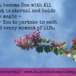 Affirmation for You And The World #UnDiet Your Spirit