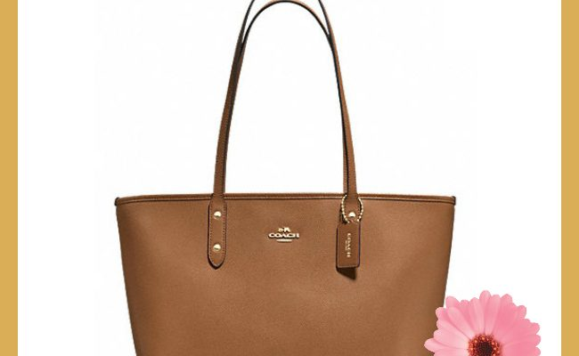Win COACH PURSE for Your Wardrobe Classic Look #MyWOWgift