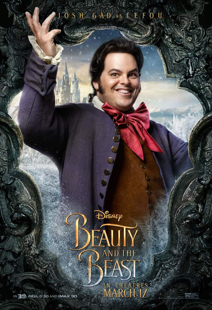 Beauty And The Beast, Disney Movie, Josh GAD, Lefou