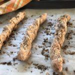 Triple-Seeded Breadsticks Recipe #RecipeIdeas
