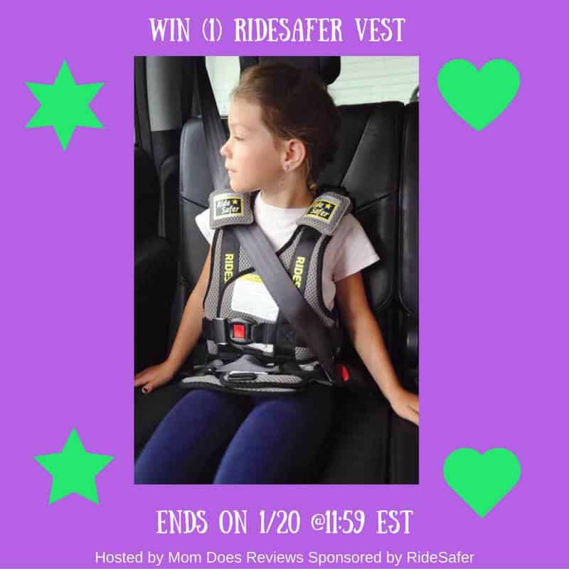 RideSafe Travel Vest