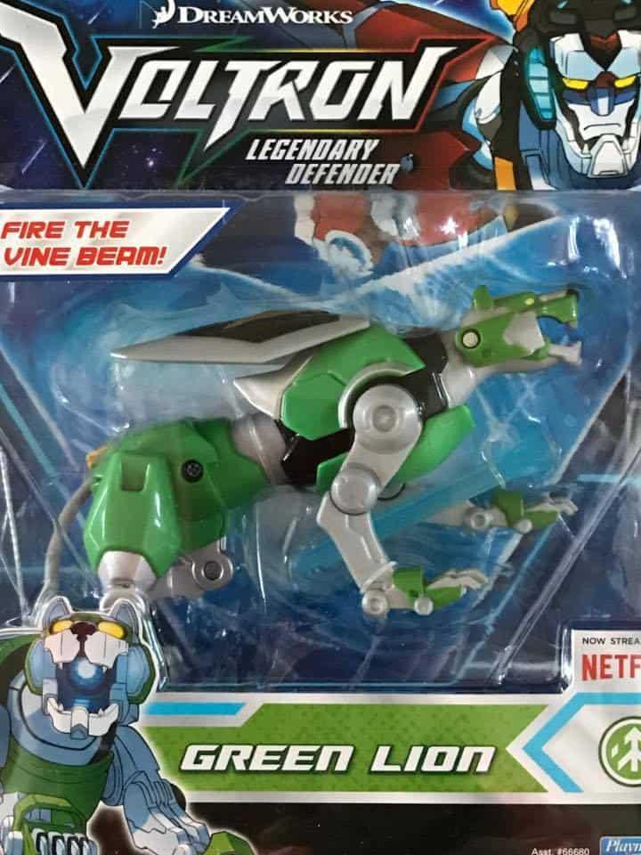 Toys R Us Lion Toys : Voltron legendary defender season toys clips