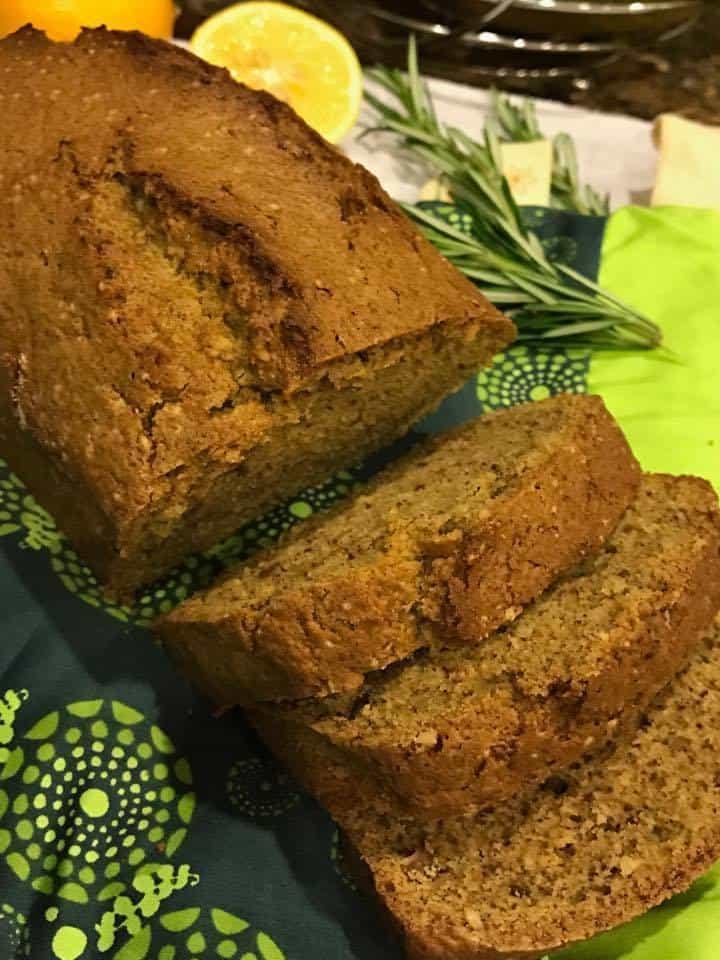 Zucchini Quick Bread Recipe