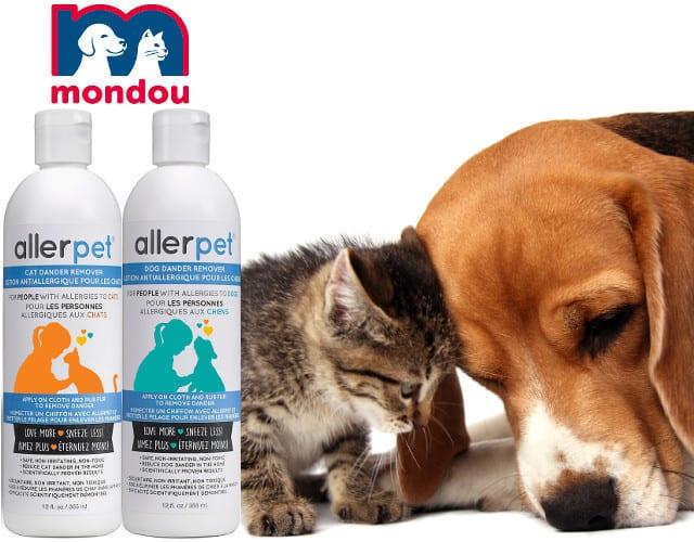 Allerpet Dog and Cat Dander Remover